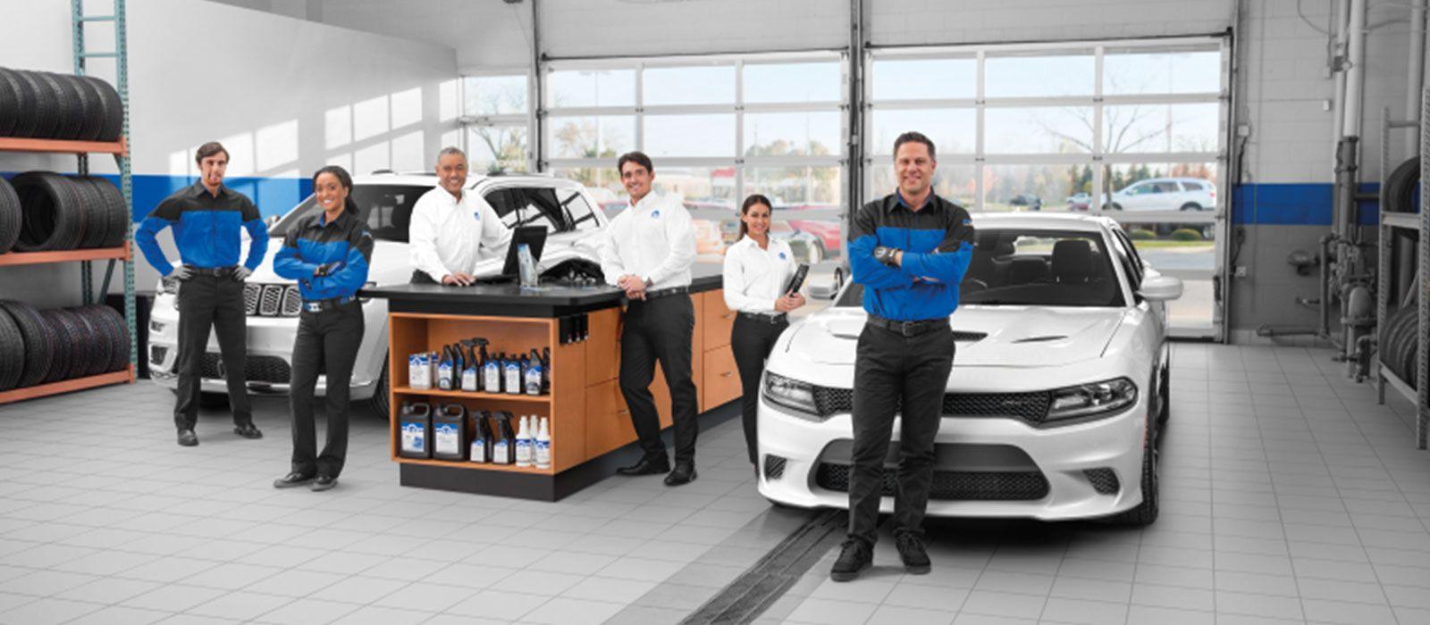dodge dealership service Service Center  Sands Chrysler Jeep Dodge  Located near